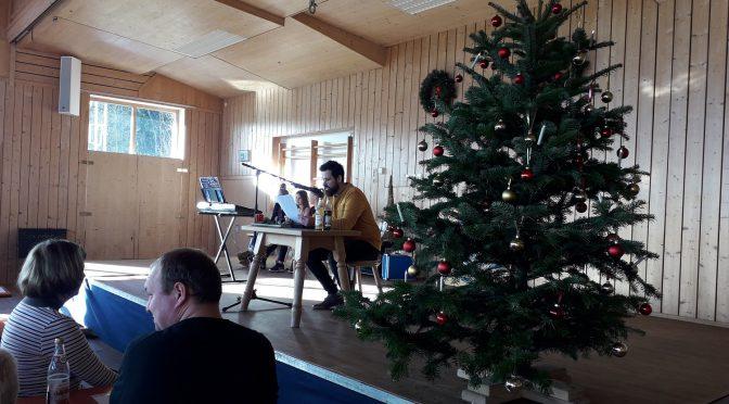 Bilder: Kinder- und Jugendweihnachtsfeier